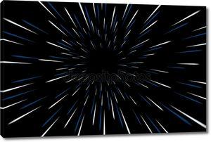 Деформация звезд галактики