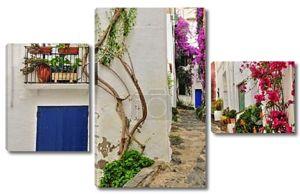 Улица Кадакес, Испания