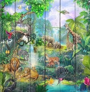 Безмятежный рай в джунглях