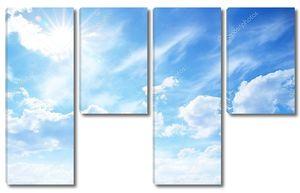 Небо в солнечный день