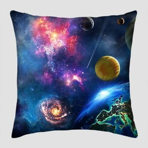Множество планет с яркими звездами