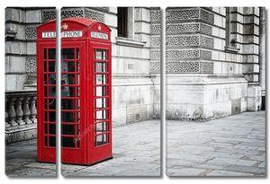 Красная будка - Традиционный британский элемент