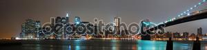 обзор ночи Нью-Йорка