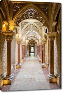 Monserrate Palace Sintra  Portugal