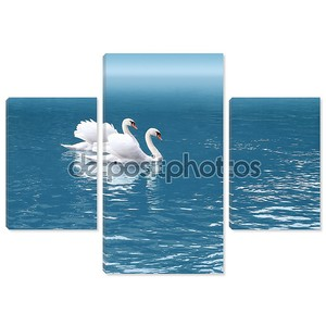 Два Лебедь