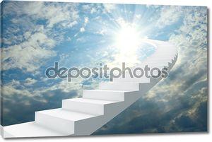 Лестница к небесам.