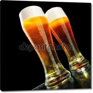 Пиво янтарное