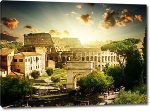 Колизей в Риме.
