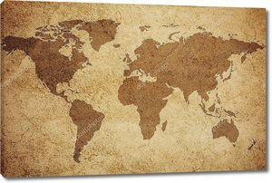 Всемирная карта