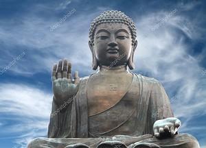 Крупный Будда