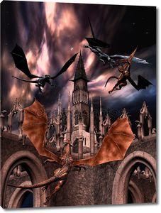 Борьба драконов