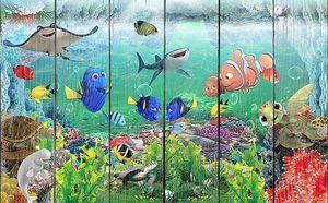 Рыбки с кораллами