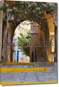 Тель-Авив-Яффо, аллея старого города