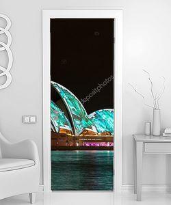 Сиднейская Опера во время шоу