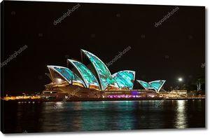 Сидней, Австралия - 27 мая: Сиднейский оперный театр