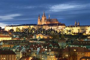 Пражский городской замок