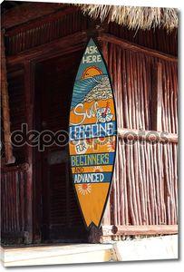 Школа уроки серфинга