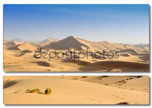 Дюны пустыня