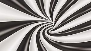 Фон абстрактный тоннель