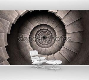 спиральные лестницы подземелье стиль.