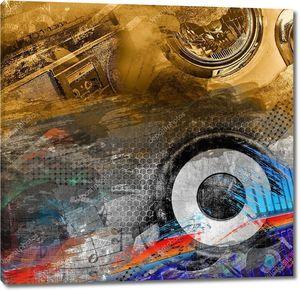 гранж музыкальной композиции