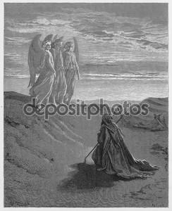 Авраам и три ангела
