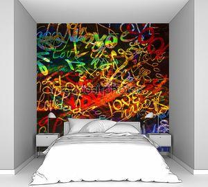 Арт-граффити