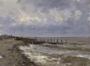 Аэс Карлос де. Море в Виллервиле