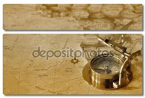 Старый Компас на карте e
