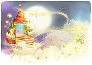 Замок звездной феи
