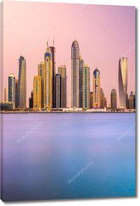 Дубайская гавань