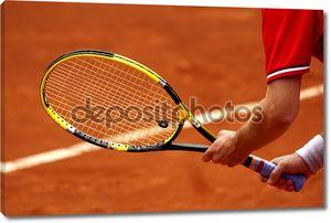 Теннис отскок