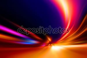 ускорение скорости движения на дороге ночью