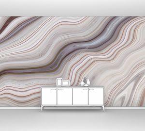 Мраморные флюидные черниламраморный узор текстуры абстрактного фона. можно использовать для фона или обоев