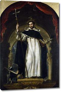 Коэльо Клаудио. Святой Доминик де Гусман