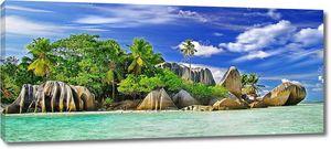 Удивительные Сейшельские острова