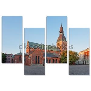 Рижский Домский собор