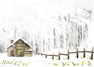 Домик у леса