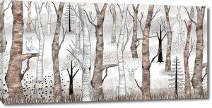 Sherwood-Животные в лесу