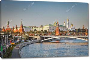 Кремлевская панорама