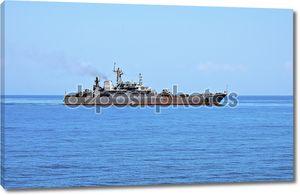 военное судно