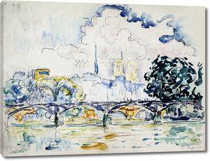 Поль Синьяк. Мост искусств (1863–1935)