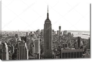 Манхэттен, Нью-Йорк Сити. США.