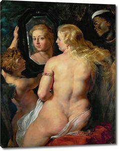 Рубенс. Венера перед зеркалом