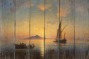 Айвазовский. Неаполитанский залив