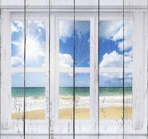 летнее окно