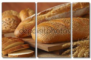 хлебцы.