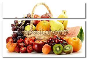 Натюрморт фруктов
