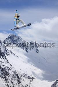 Неимоверно высокий прыжок