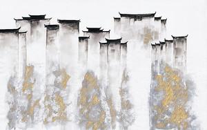 Высокие крепостные стены